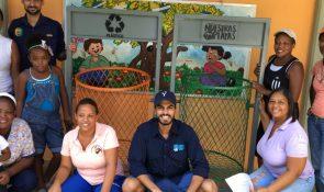 Fundacion Yammine recolecto 3000 kg de material reciclable en Chuspa